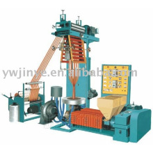 Color Belt Film Blowing Machine