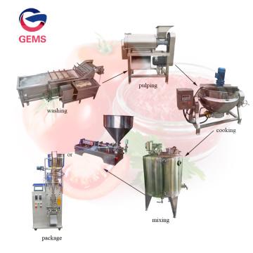 Automatic Tomato Paste Production Line Tomato Paste Machine