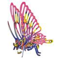 Rompecabezas 3D insectos del juguete de la educación