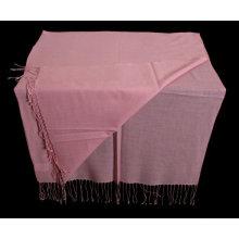 écharpe en cachemire tricotée