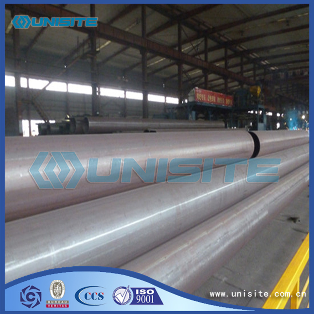Longitudinal Steel Round Straight Welding Pipes for sale