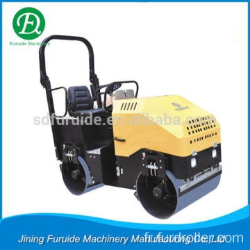 2 Ton Hydraulic Small Compactor Road Roller for Sale (FYL-900)