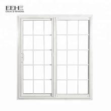 Porta de vidro deslizante e janelas resistentes a impactos com furacão