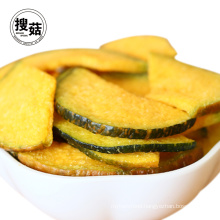 Hot selling healthy Chinese snack pumpkin chips of good taste