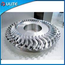 Máquinas industriais de fundição e CNC, componentes de usinagem CNC