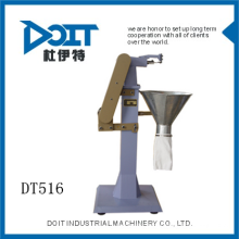 DT516 Máquina de corte de bordas
