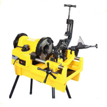 "1/2 ""a 4"" BSPT ou NPT Compact Pipe Threading Machine"