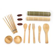 DIY Sushi Making Kit Full Sushi Set For Beginners With Rice Paddle Spreader Avocado Slicer