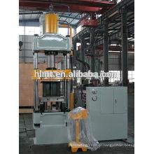 Prensas de moldagem por compressão, prensa de forjamento hidráulica em alumínio