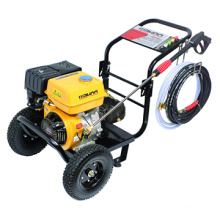 CE 3600 PSI (Gas-Cold Water) High water pump and Pressure Washer and sand blaster, Wahoo Engine, 13Hp_Item# WHPW3600