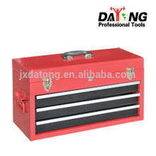 Productos populares Caja de herramientas de cajón de tres capas