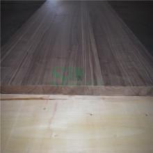 Черный орех твердых клееные панели из Seeland Вуд Лтд