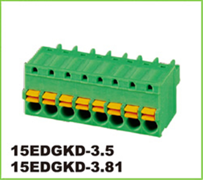 Wire And Pcb Connectors