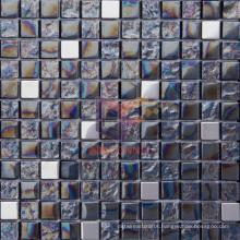 Titanium Crystal Glass Mosaic (TC332)