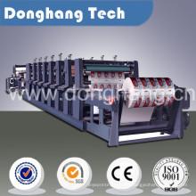 Automatic Jumbo Roll Flexo Printing Machine