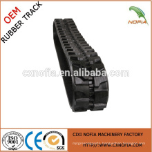 High Quality Robot Rubber Track Professional China Supplier