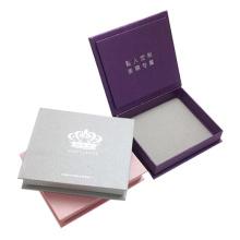 Fabricação profissional de embalagem de cílios de alta qualidade personalizada