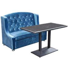 Ventas calientes que cena el sistema de la silla / el sofá del restaurante con alta calidad