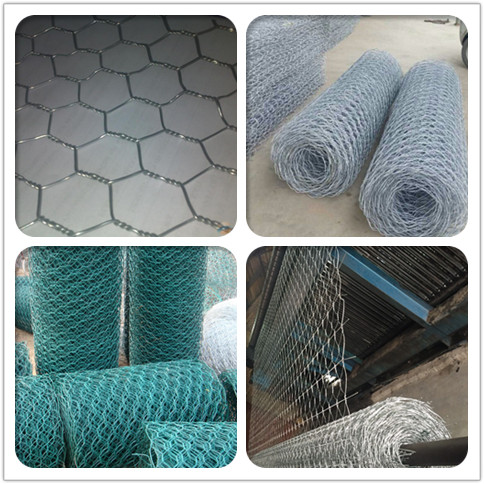 heavey duty hexagonal wire mesh