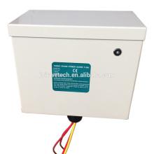 Économiseur d'énergie électrique en Allemagne, Économiseur d'énergie intelligent à 3 phases, Pioneer économiseur de facteur de puissance