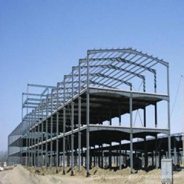 Neueste heiße vorgefertigte Stahlkonstruktion (WSDSS004)