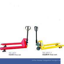 Manufacturer Manual Hand Hydraulic Pallet Jack Truck