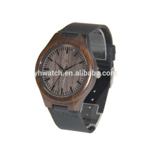 простой стиль очаровательная мода водонепроницаемый свободного покроя бамбук часы