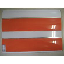 Волновая потолочная панель ПВХ (20 см - 20R81-1)