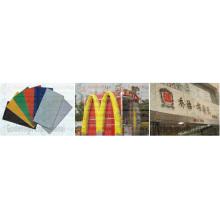 Stabiles und haltbares PMMA / Acrylblatt für Baumaterial