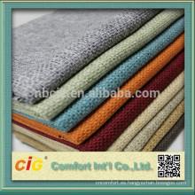 tela de alta calidad de la decoración / tela de los muebles / tela del sofá