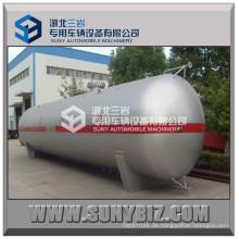 80m3 80kl Q345r Horizontaler Propan-Behälter LPG Speicher-Behälter