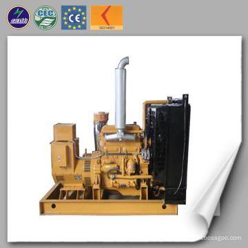 500kw de agua de refrigeración de carbón de gas de la cama Generador Set Lista de Precios