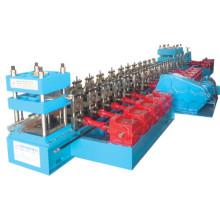 Two Waves Guard Rail Roll formando máquina