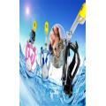 Горячая профессиональная подводная маска для подводного плавания с маской и трубкой