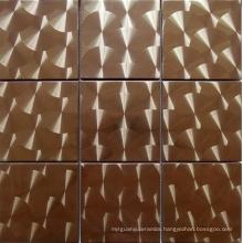 Stainless Steel Metal Mosaic Tile (SM247)