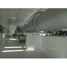 HZG Series industry drying machine Single Rotary Drum Dryer