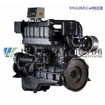 Marinha, G128, 254HP, 1500rmp,, Shanghai Diesel Engine for Generator Set,