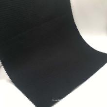 Woven comb dress jacquard fabric roll textile 100% Cotton fabircs for pant