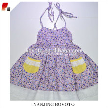 WD wolf remake spaghetti strap floral dress