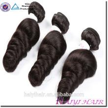 2017Best Selling Raw Unprocessed 100 Virgin Human Hair