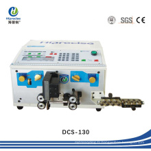 Machine automatique de coupe et décapage de fil à haute précision à vendre
