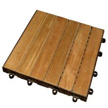 Сад Дерево Тик Бирма плитка для наружного использования