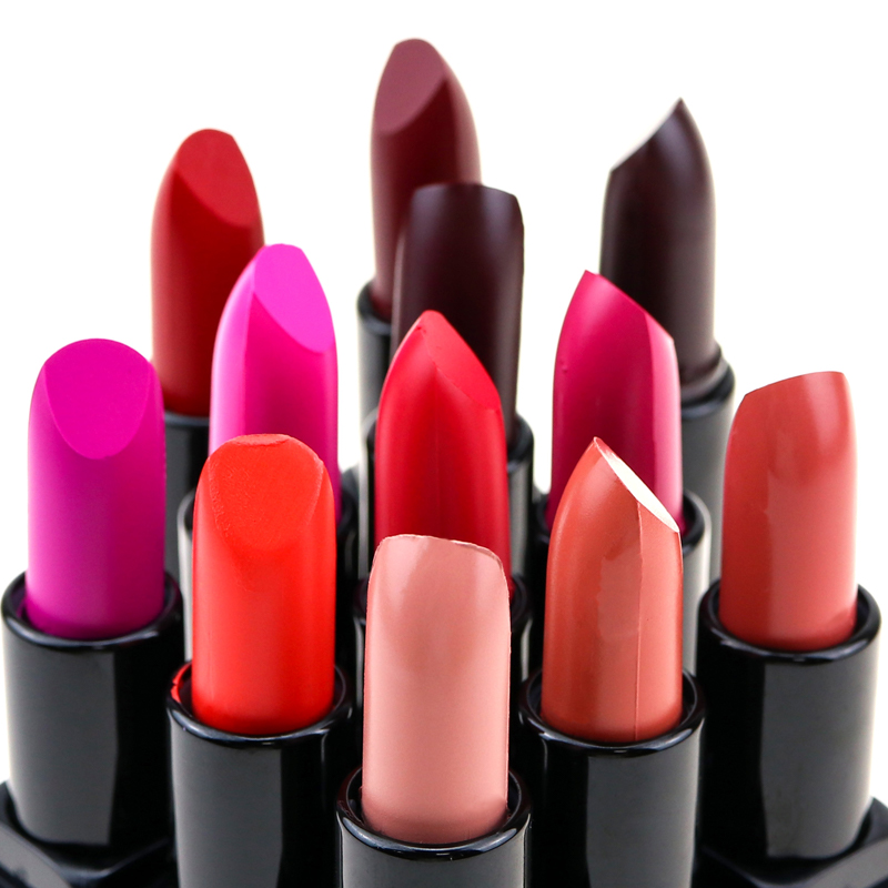 Charming lipstick colors
