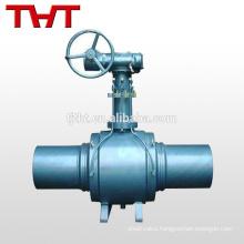 fully welded underground full bore ball valve price