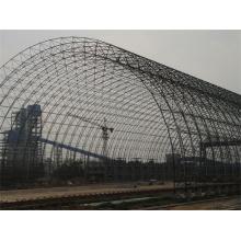 Большая крыша из оцинкованной стали