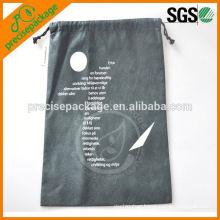 large non woven fabric Drawstring Bag shoe bag