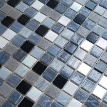 Mosaico de vidrio cristalino Goldstar