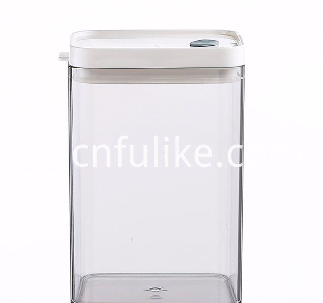 Plastic Sealed Containers