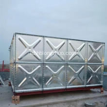 50000 Liter Tangki Air Stainless Steel SS304 Baut
