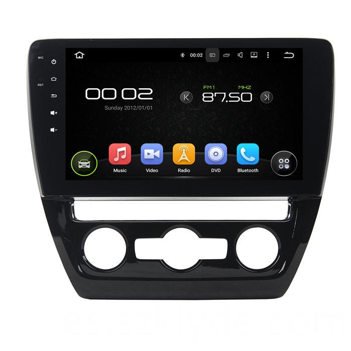 2015 SAGITAR Manual System Car Multimedia Player